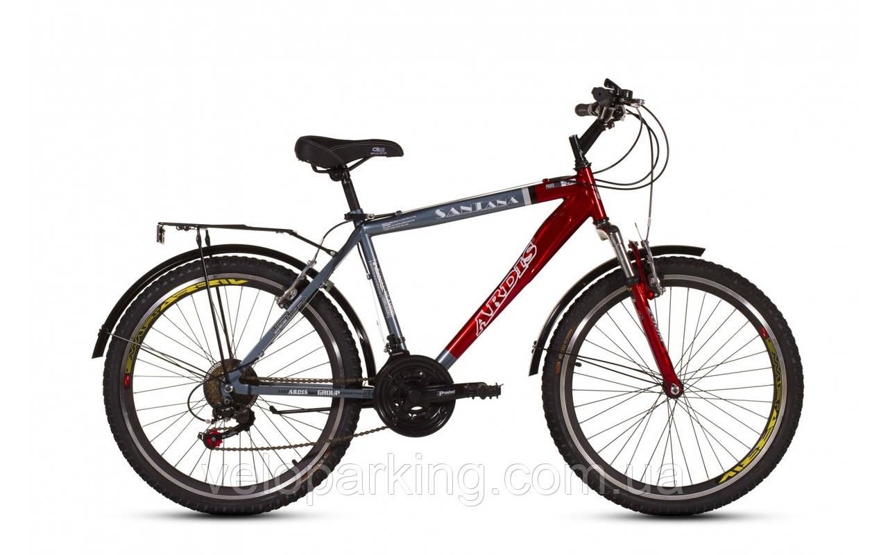 Горный подростковый велосипед Santana 24 Ardis (2020) стальной