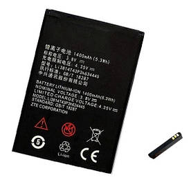 Аккумулятор АКБ ZTE Li3814T43P3h634445 для ZTE Blade L110 (Li-ion 3.8V 1200mAh) Оригинал