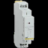 Реле промежуточное OIR 1 контакт 16А 110В AC/DC IEK