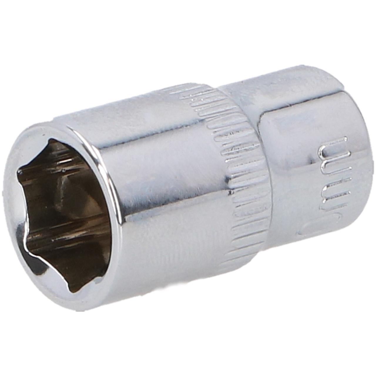"Головка торцеві 1/4"" 10 мм FASTER TOOLS"