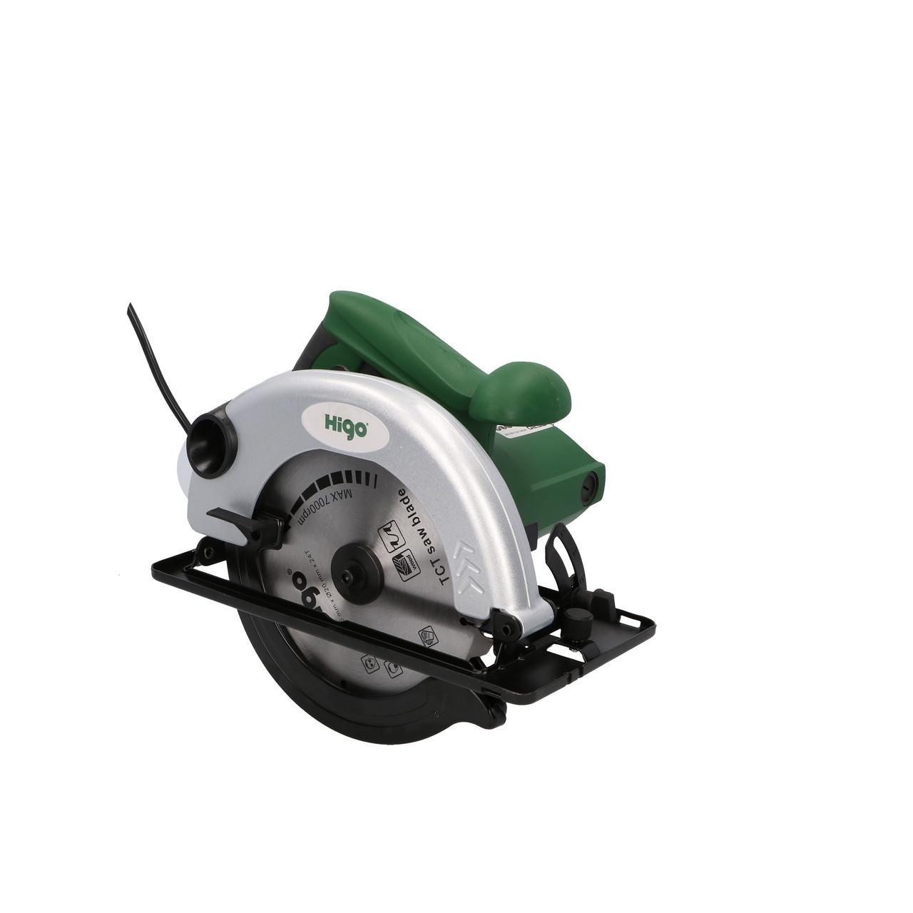 Пила дискова  HCS-185/1200 HIGO