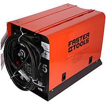 Зварювальний апарат MIG195 напівавтомат FASTER TOOLS
