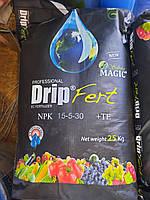 Dripfert(дрипферт) 15-5-30+МЕ  25 кг., фото 1