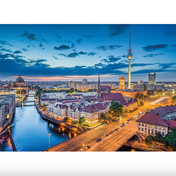 Пазлы 500 элементов Берлин Германия Данкотойс