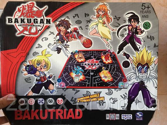 Поле для игры Bakugan, фото 2