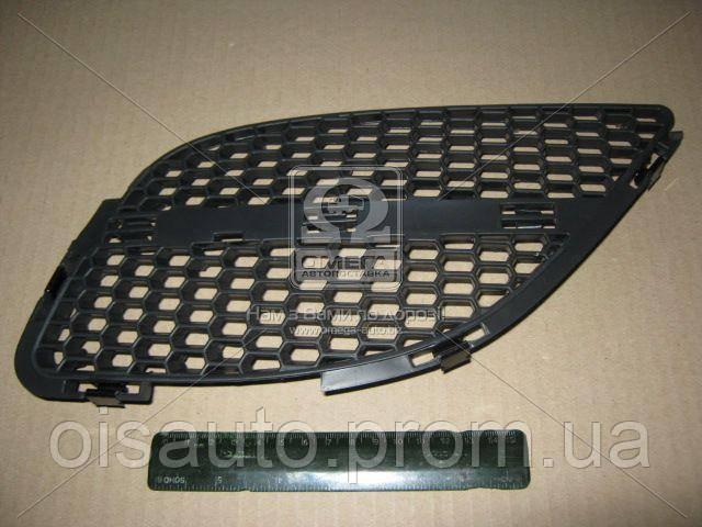 Решетка радиатора лев. NIS ALMERA 00-06 (пр-во TEMPEST)