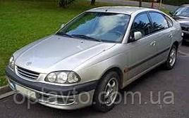 Дефлекторы окон, ветровики \ Toyota Avensis 4d/5d 1997-2003 \  Тойота Авенсис \ RACING