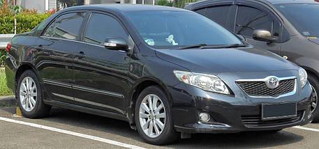 Гальмівні колодки задні для Toyota Corolla 2001-2017 (449502050) / Керамічні, фото 2