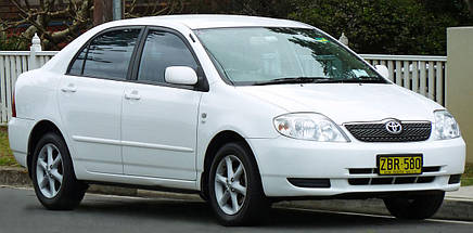 Гальмівні колодки задні для Toyota Corolla 2001-2017 (449502050) / Керамічні, фото 3