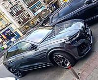 В Украине заметили самый крутой и самый мощный кроссовер Audi