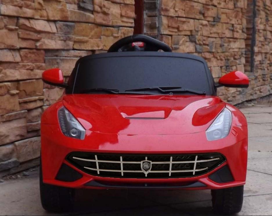 Детский электромобиль FL1078 EVA RED Ferrari, красный