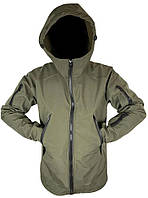 Куртка тактическая Soft shell олива  Альфа