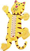 Термометр  форма  тигр      $