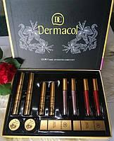 Набор Dermacol 12 в 1 | Подарочный набор декоративной косметики