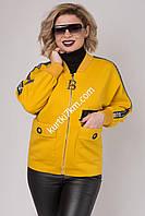 Брендовая короткая женская куртка  Balenciaga 901