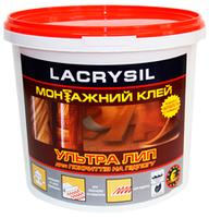 Клей строительный для напольных покрытий Ультра Лип LACRYSIL, 3 кг