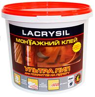 Клей строительный для напольных покрытий Ультра Лип LACRYSIL, 12 кг