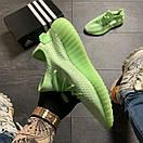 Adidas Yeezy Boost 350 v2 Green, фото 4