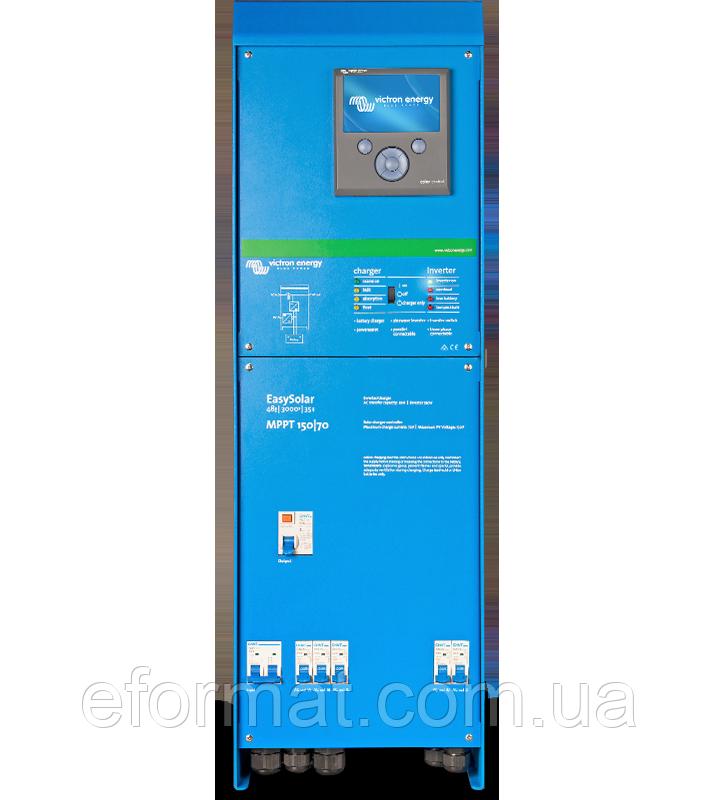 Гибридный инвертор Victron Energy EasySolar 24/3000/70-50