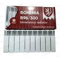 Биметаллический радиатор Bohemia В (300/96)