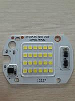 Матрица светодиодная для прожектора 220V 20W