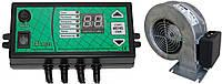 Комплект автоматики для твердотопливного котла  TAL RT-22 + WPA-Х2 (Польша), фото 1
