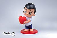 Коллекционная фигурка  «Love is» Мальчик № 3
