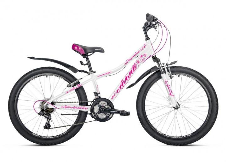 """Подростковый горный велосипед 24"""" Avanti Jasmine"""