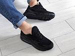 Мужские кроссовки Nike Air Max 270 React (черные) 9141, фото 5