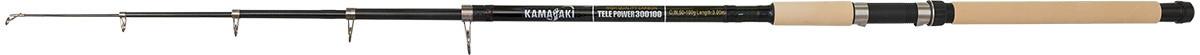 Вудлище Kamasaki Tele Power 3м 50-100г