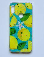Чехол Fiji для Honor 8A бампер с рисунком Summer Fruit Lemon