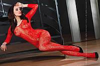 Эротические боди-комбинезон Abra RED Livia Corsetti