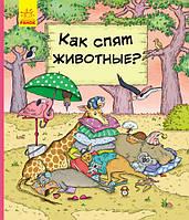 В гостях у тварин: Как животные спят (р)(120) (С952001Р)