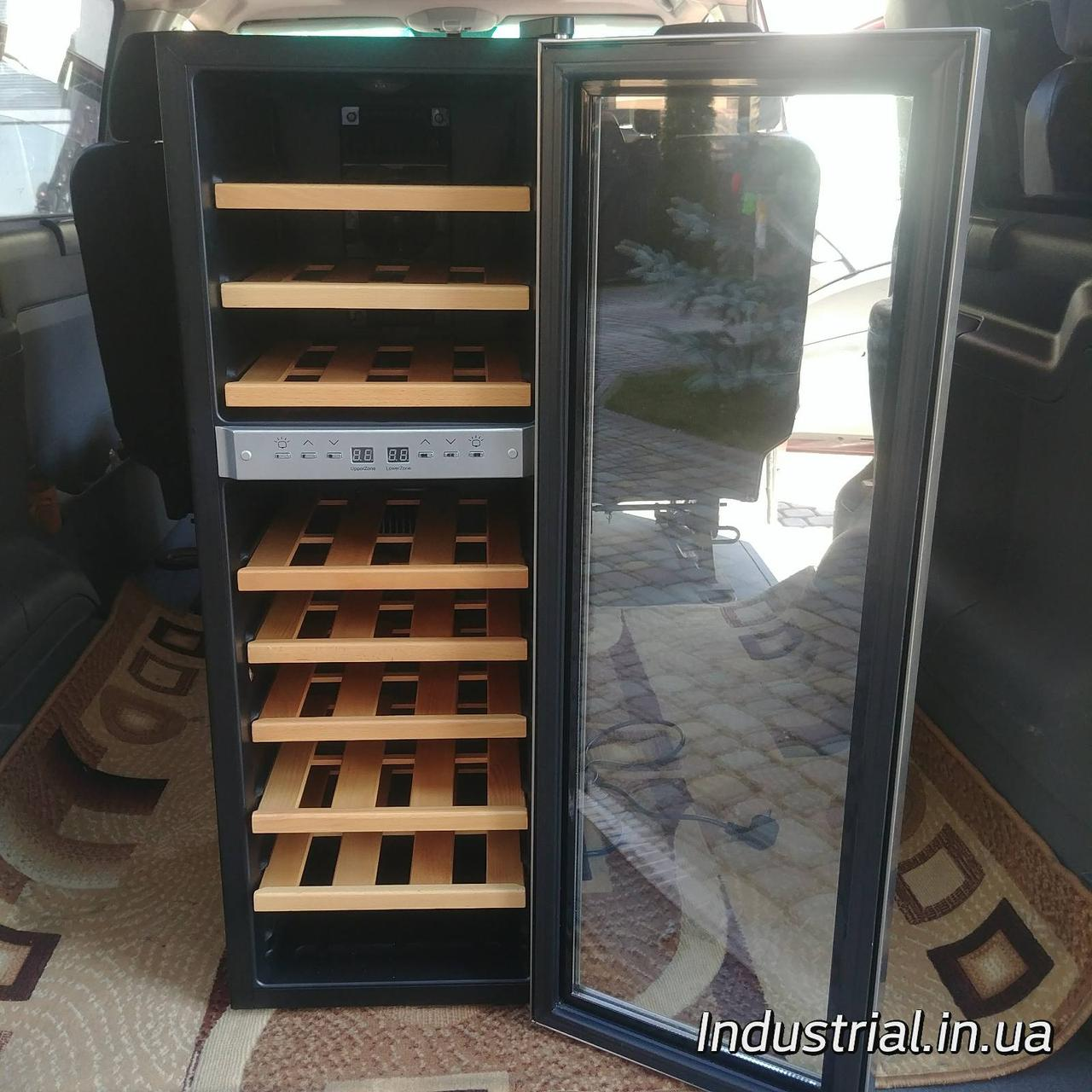 Винный холодильник Klarstein  76 литров 27 бутылок б/у Германия
