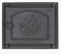 ДВЕРЦА ПЕЧНАЯ SVT 450 (285x345)