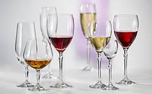 Бокалы, стаканы, рюмки, наборы