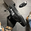 Dior B23 Low-Top Sneakers Black, фото 3