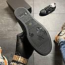 Dior B23 Low-Top Sneakers Black, фото 4