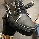 Dior B23 Low-Top Sneakers Black, фото 7