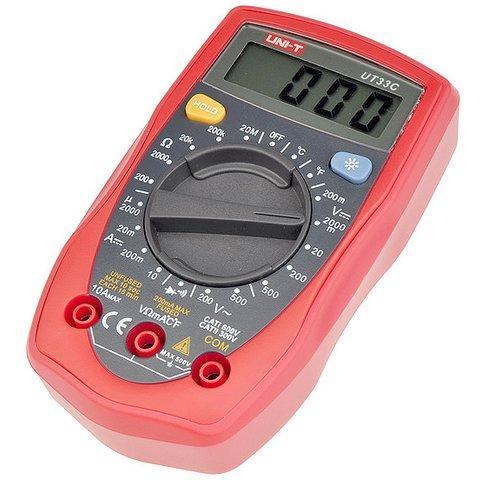 Мультиметр универсальный Uni-t UT33C