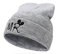 Шапка детская демисезоння весна осень шапка дитяча демісезонна