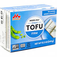 Сыр соевый шелковый Тофу Morinaga 349г