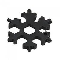Мультитул RIAS Snowflake Wrench Tool 18 в 1 (4_00217)