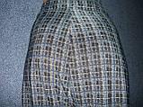 """Штани жіночі """"Ластівка"""". р. 5XL-6XL. Бамбук. Клітка., фото 4"""