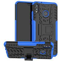 Чехол Armor Case для Honor 8X Max Blue