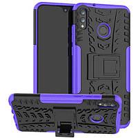 Чехол Armor Case для Honor 8X Max Violet