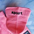 Носки женские короткие розовые размер 35-39, фото 2