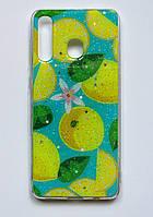 Чехол Fiji для Samsung Galaxy A30 2019 (A305) бампер с рисунком Summer Fruit Lemon