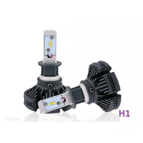 Светодиодные автолампы Led H1 X3