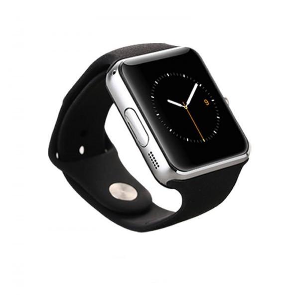Умные смарт часы Smart watch Q7 SP Серебристый